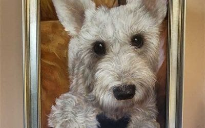 Custom Paintings from Photos of Your Pet: The Perfect Way to Honor a Deceased Pet